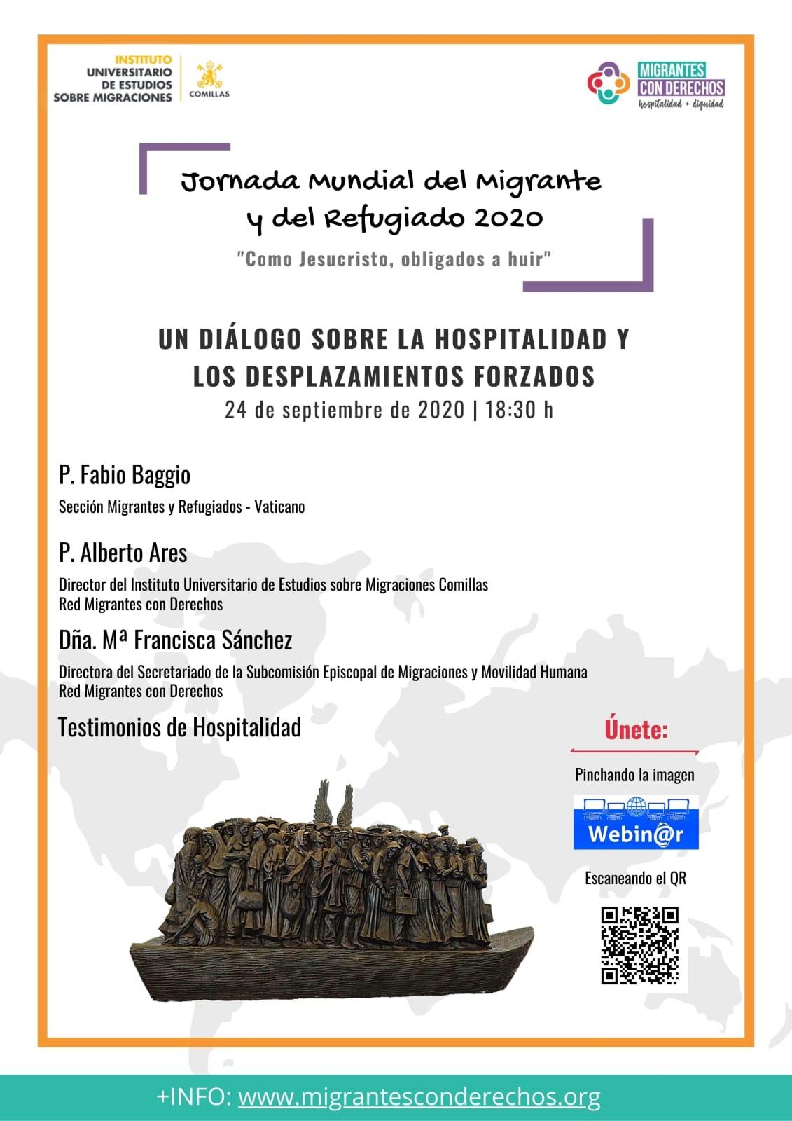 Jornada sobre migraciones en Comillas